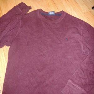 Polo Ralph Lauren Sleepwear crewneck thermal, Sz M